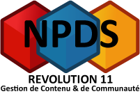 NPDS Gestion de Contenu et de Communauté